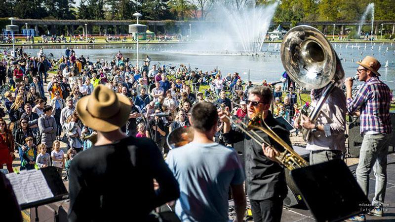 jazz nad Odrą festiwal