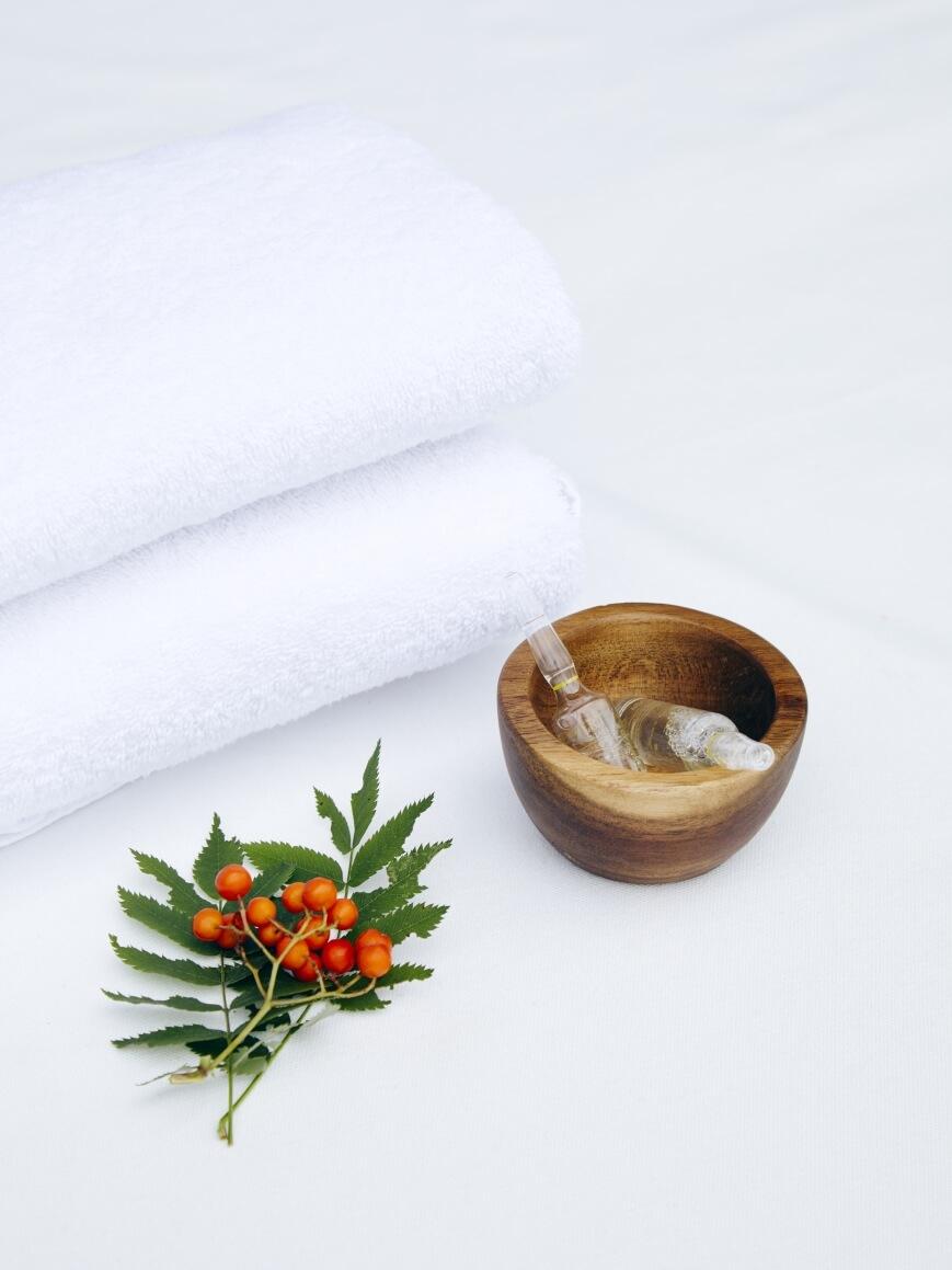 naturalne kosmetyki do peelingu w spa