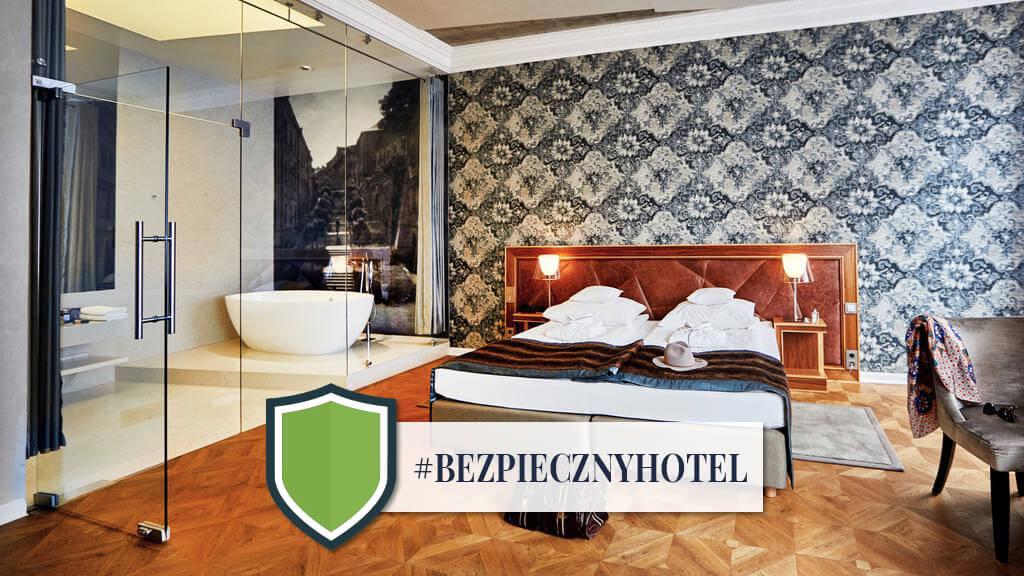 Hotel Alter - #bezpiecznyhotel