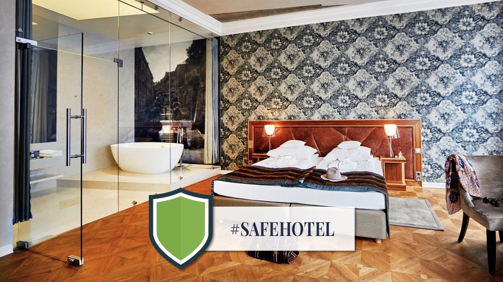 Hotel Alter - #safehotel