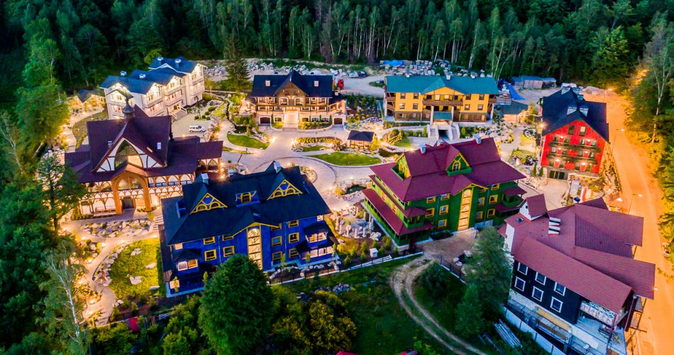 wille Szklarska Poręba - Norweska Dolina