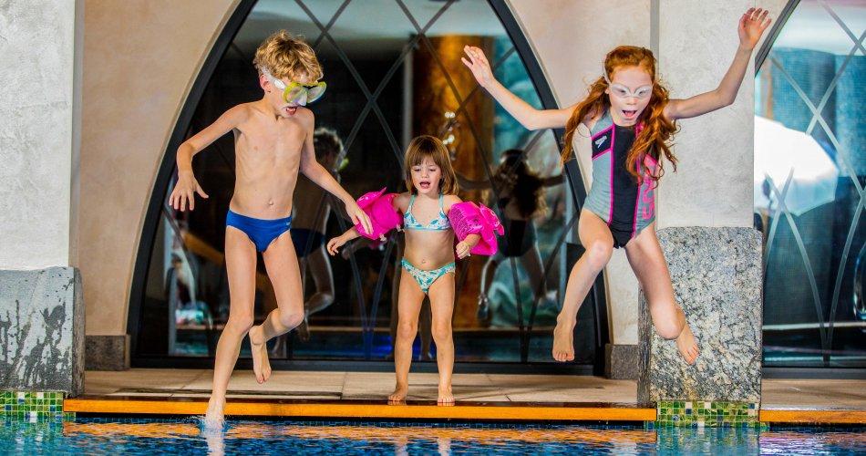 Norweska Dolina - basen dla dzieci