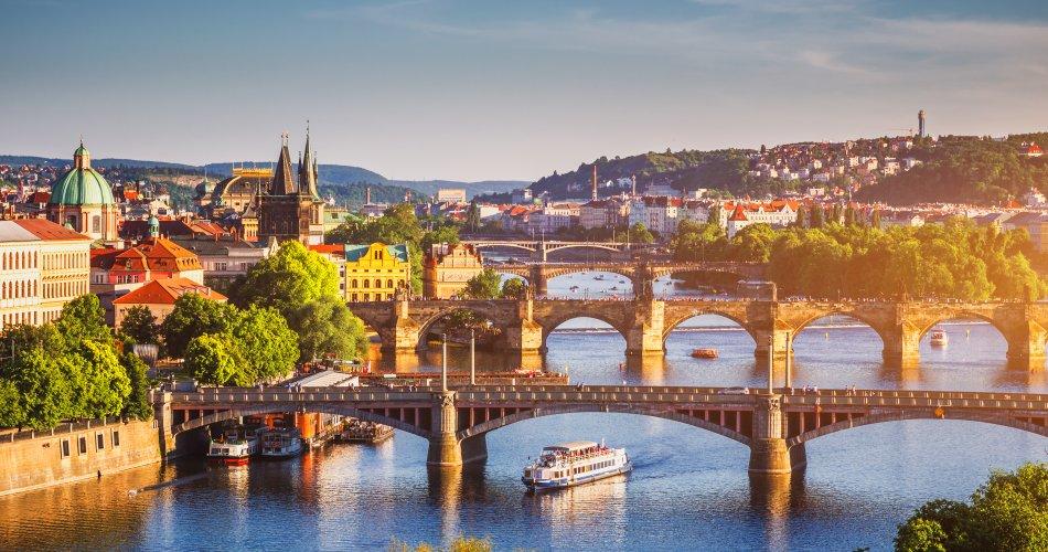 wycieczka do Pragi z Norweską Doliną