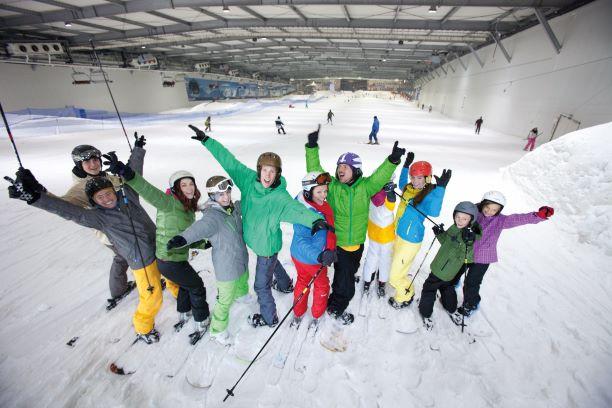 SNOW DOME Bispingen - Skihalle