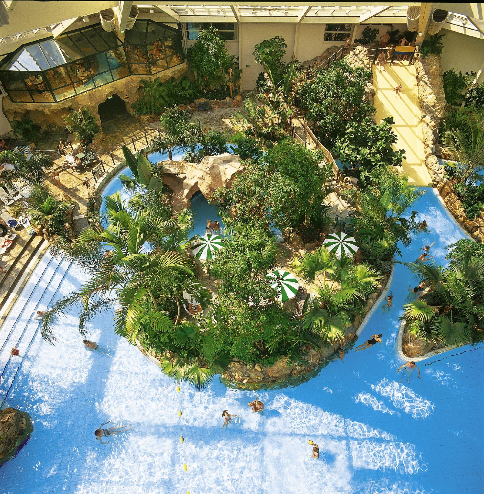 Aqua-Mundo im Center-Parcs Bispingen
