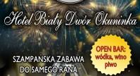 19.11.2019 - Szampański Sylwester z Open BAR