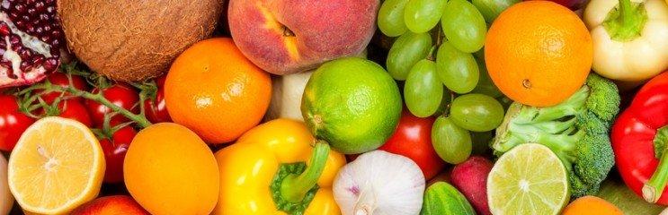 Dieta warzyno-owocowa