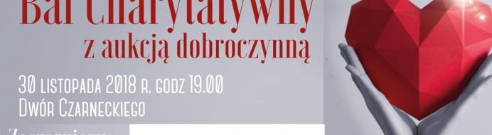 Bal charytatywny dla Amelii Popławskiej (30.11.2018)
