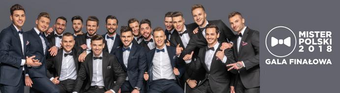 Dwór Czarneckiego sponsorem Gali Finałowej konkursu Mister Polski 2018