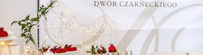 Dwór Czarneckiego z ofertą weselną na Wielkich Targach Ślubnych