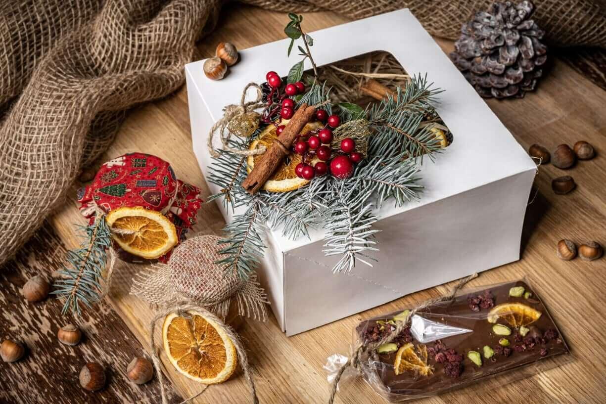 Prezent - box świąteczny | Catering