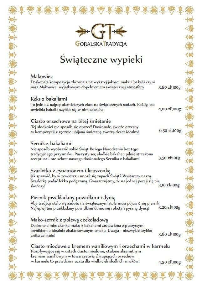 swiateczne-wypieki-w-goralskiej-tradycji