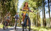 BikeFun im VulkanTrail-Park