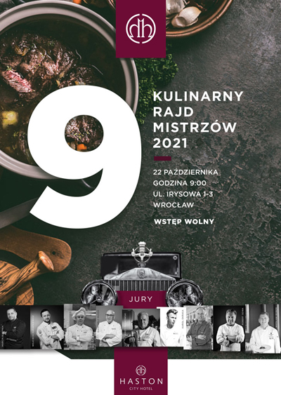 Kulinarny Rajd MIstrzów 2021