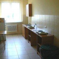 Kuchnia dla gości hostelu