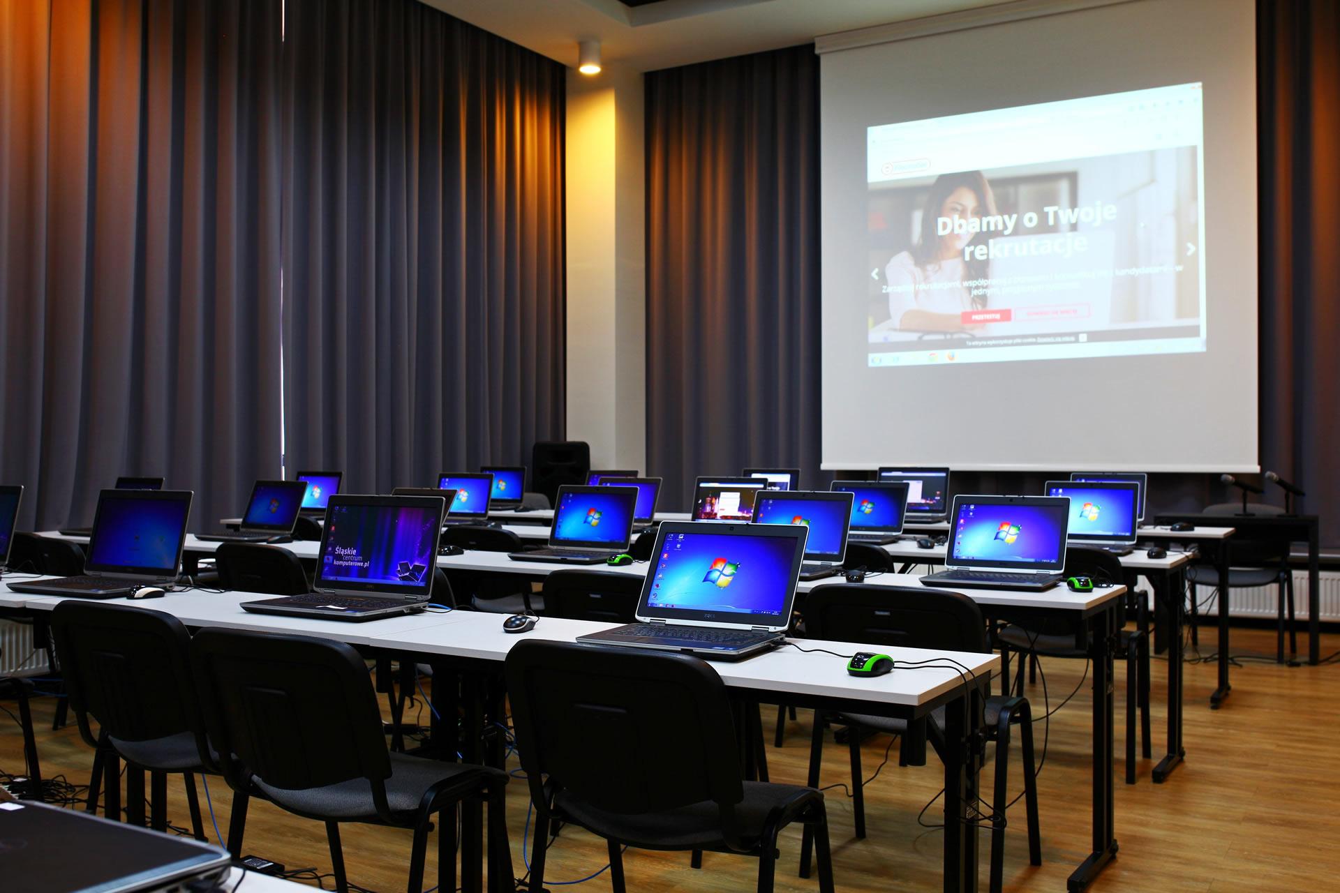 Konferencja w centrum Wrocławia