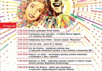 52 FESTIWAL IM. JANA KIEPURY W KRYNICY-ZDROJU 11-18 SIERPNIA