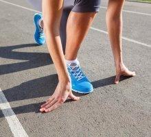 200 Jogging Strecke