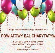 XVI Powiatowy Bal Charytatywny w Ossie