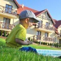 Hotel przyjazny dzieciom - Santa Monica Mikołajki