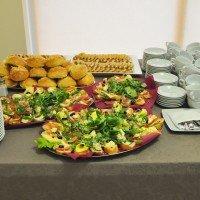 Catering na szkolenia i konferencje