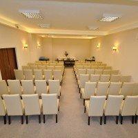 Sala konferencyjna w hotelu Santa Monica Mikołajki