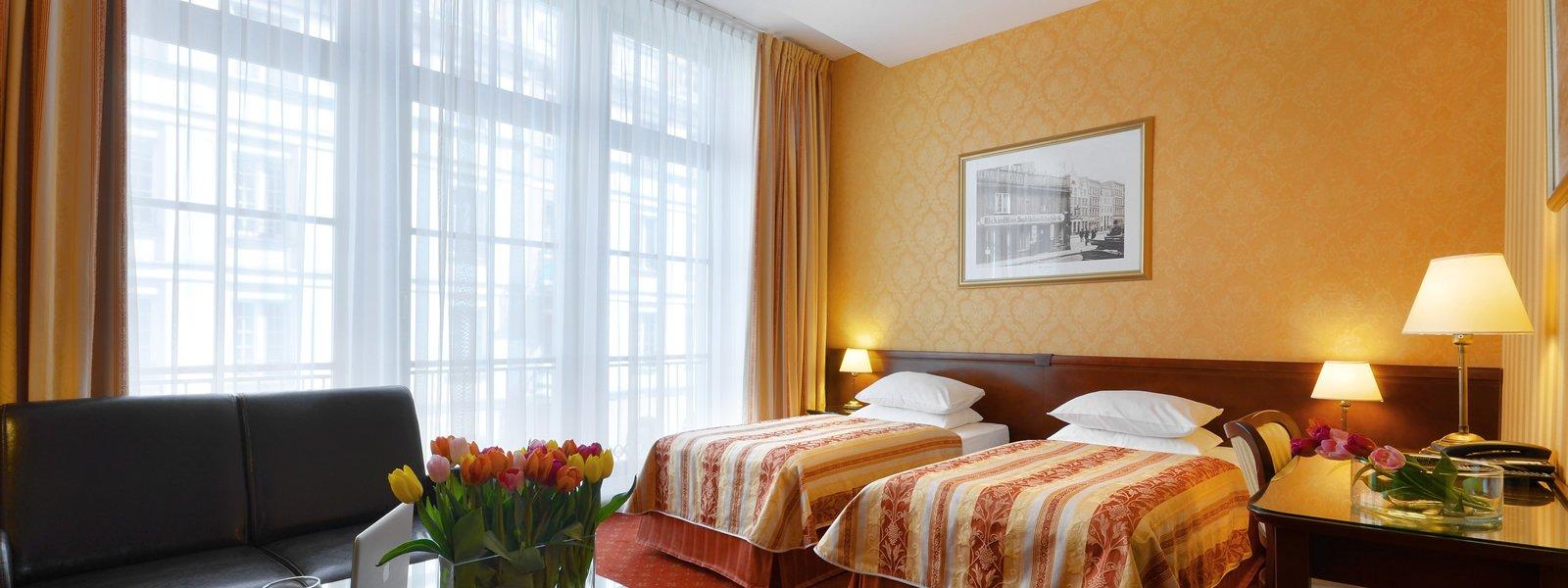 Apartament Lux Hotel Wolne Miasto Gdansk