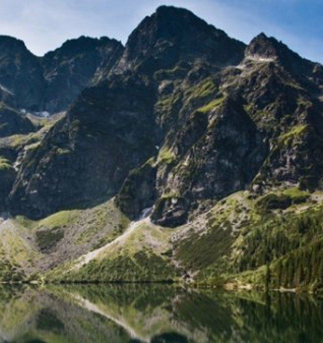 Morskie Oko Valley