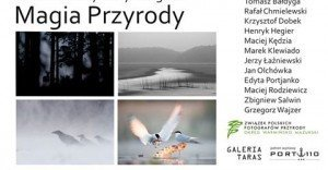 Wernisaż wystawy pt. Magia Przyrody
