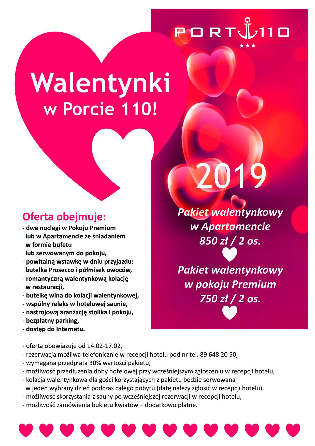 Oferta Walentynki 2019