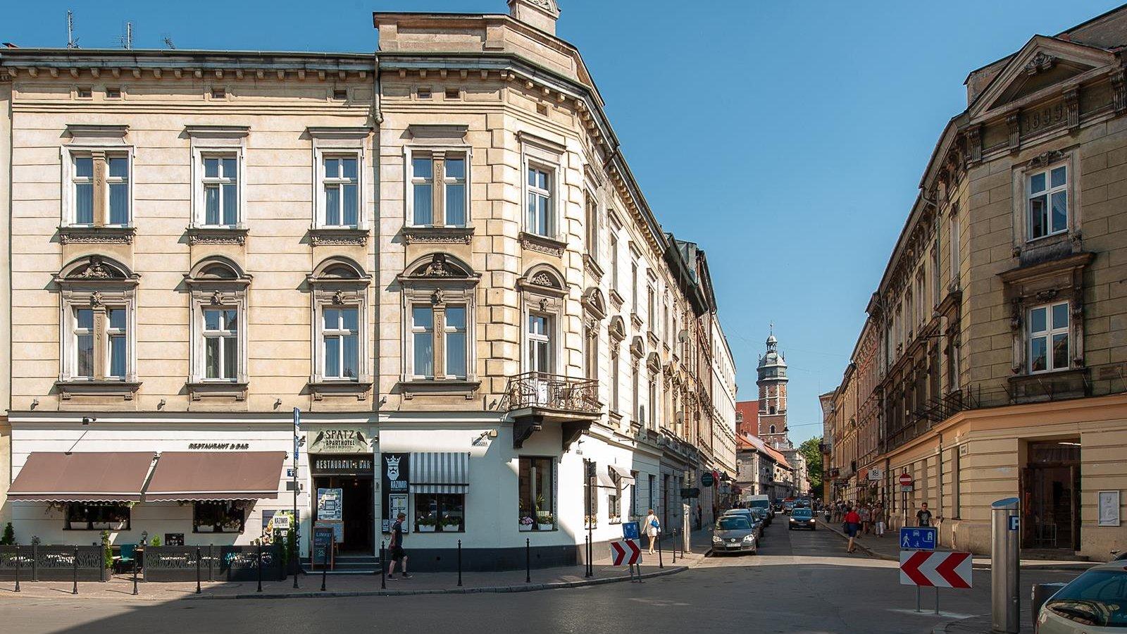 Butikowy Aparthotel W Krakowie Kazimierz Spatz Aparthotel