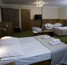 Studio Hotel Wilga ***