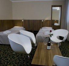 eleganckie pokoje- hotel Wilga