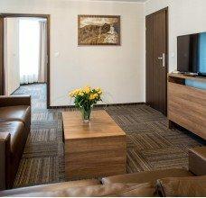 duży pokój hotel Wilga