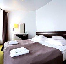 Hotel Wilga pokój z widokiem