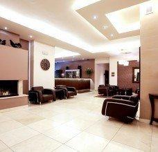Hotel Wilga- recepcja