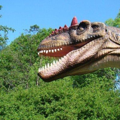 Der Dinosaurierpark