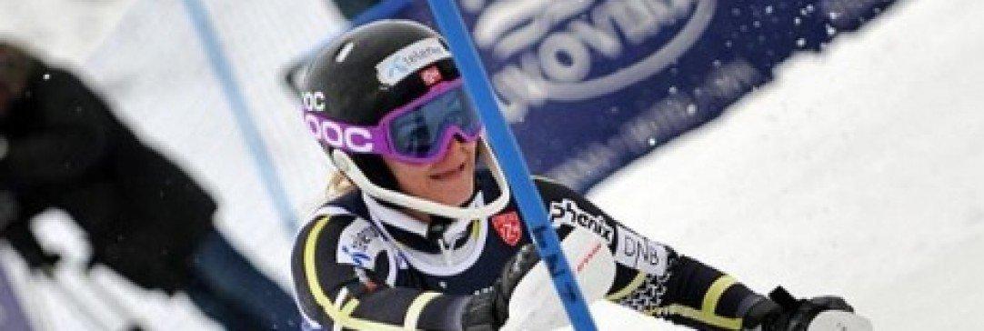Puchar Europy kobiet w slalomie: zwycięstwo Włoszki