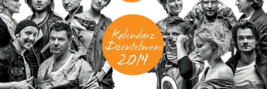 """BUKOVINA partnerem kalendarza """"Dżentelmeni 2014"""""""