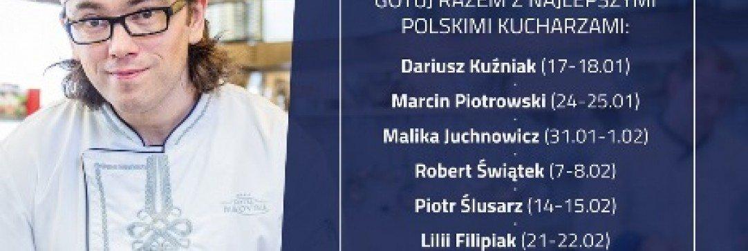 """Kulinarne atrakcje z uczestnikami """"Top Chef"""" w BUKOVINIE"""