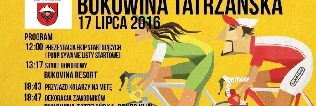 Zbliża się 73.Tour de Pologne