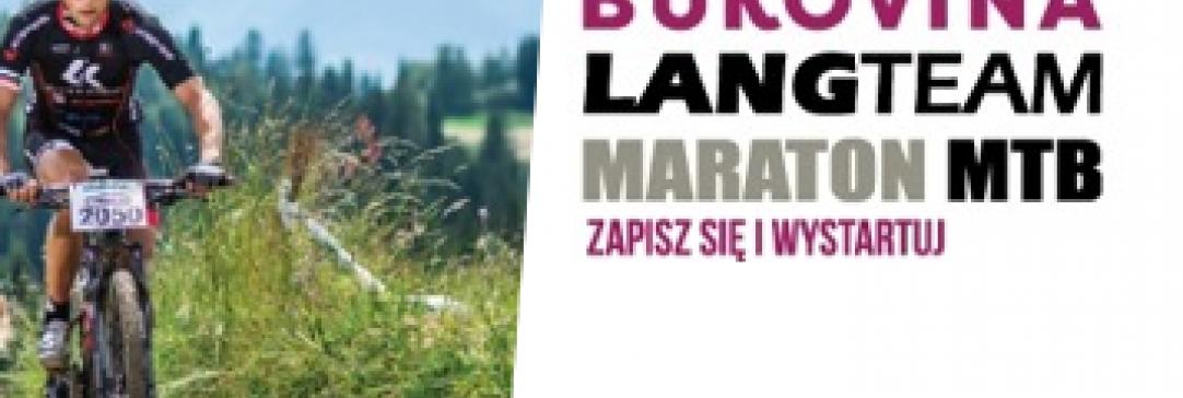 BUKOVINA Lang Team Maraton MTB